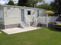 No 4 Trelay Farmpark Static Caravan Looe/ Polperro Cornwall
